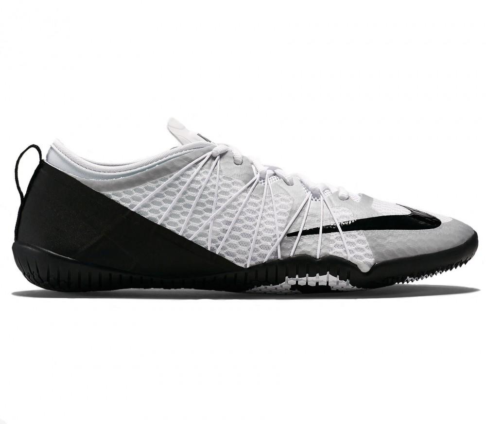 Nike - Free 1.0 Cross Bionic 2 women's training shoes (white/black)