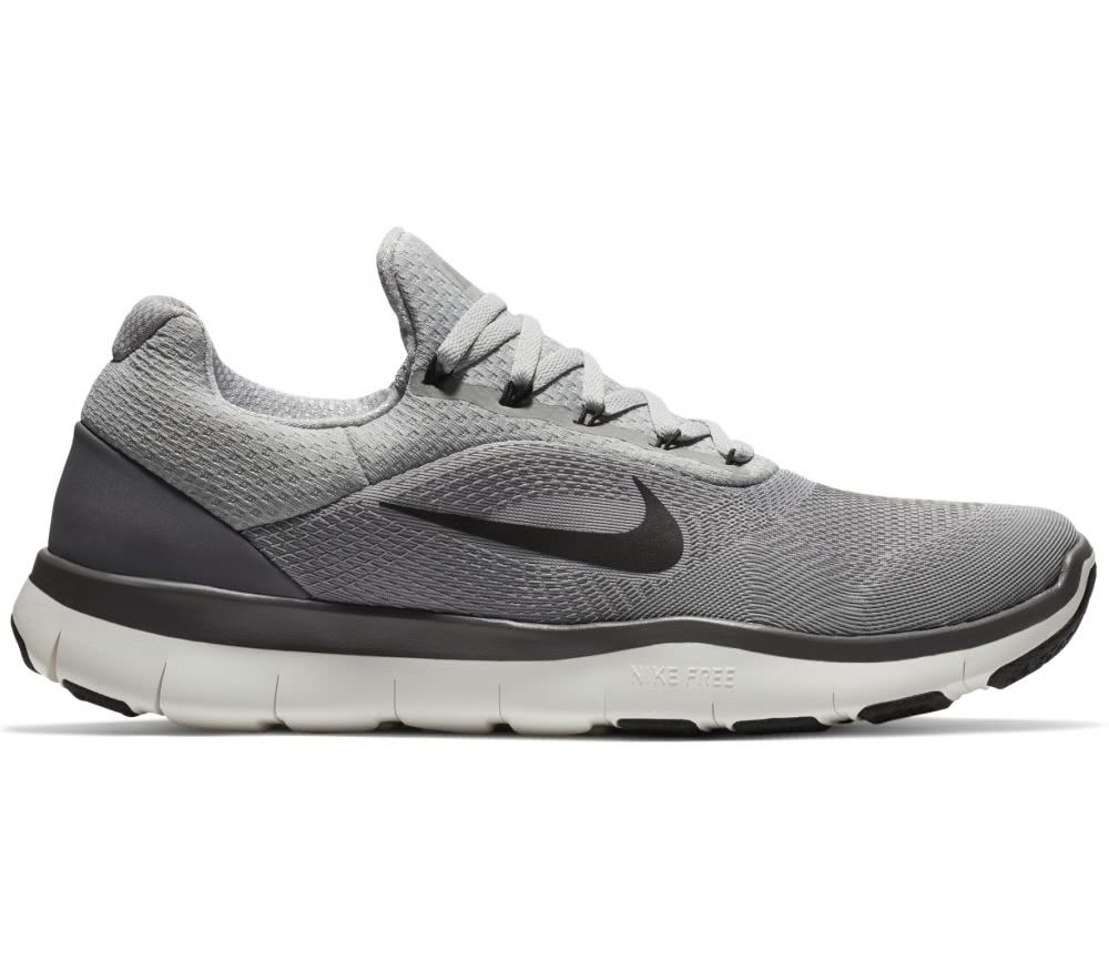 Nike - Free Trainer v7 men's training shoes (light grey)