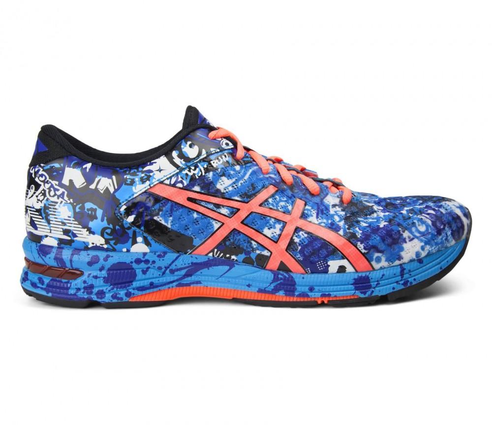 ASICS - Gel-Noosa Tri 11 men's running shoes (blue/coral)