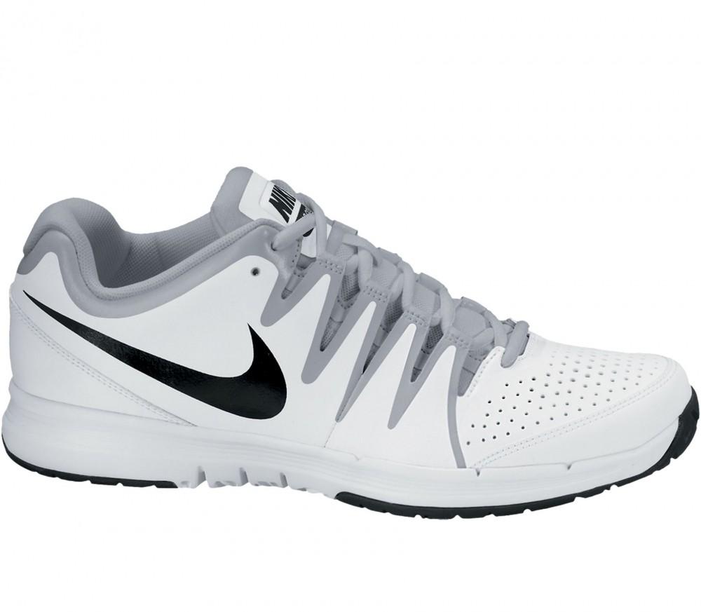 nike vapor court 180 s tennis shoes white black