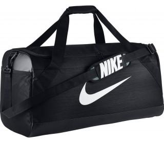 nike brasilia large womens training duffel bag black silver. KELLER‑SPORTS 2a77ed580a3de